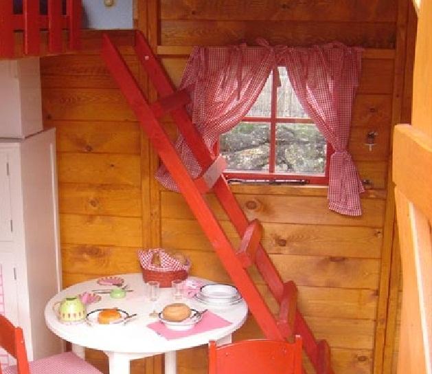 Casette da giardino per bambini strutture materiali e prezzi for Piccoli disegni cottage