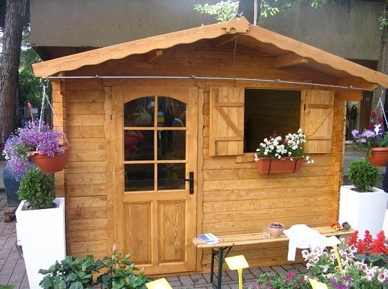 Le casette da giardino i prezzi i materiali gli utilizzi - Accessori giardino ikea ...