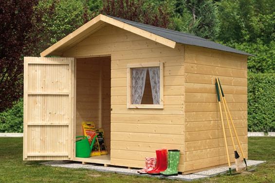 Le casette da giardino i prezzi i materiali gli utilizzi for Casette di legno prezzi