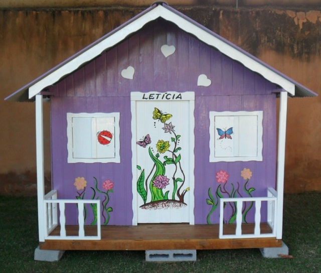 Casette da giardino per bambini strutture materiali e prezzi for Planimetrie semplici della casetta di legno
