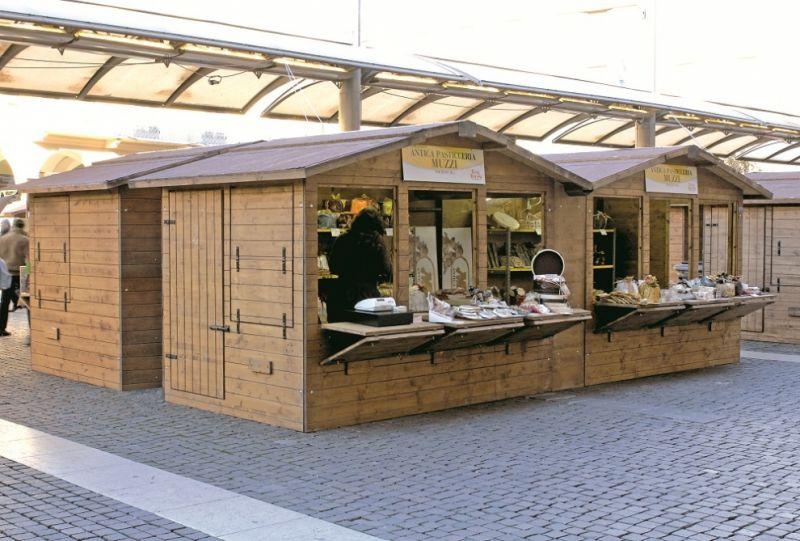 Negozi In Legno Prefabbricati : Il chiosco prefabbricato in legno: tipologie dove acquistare prezzi