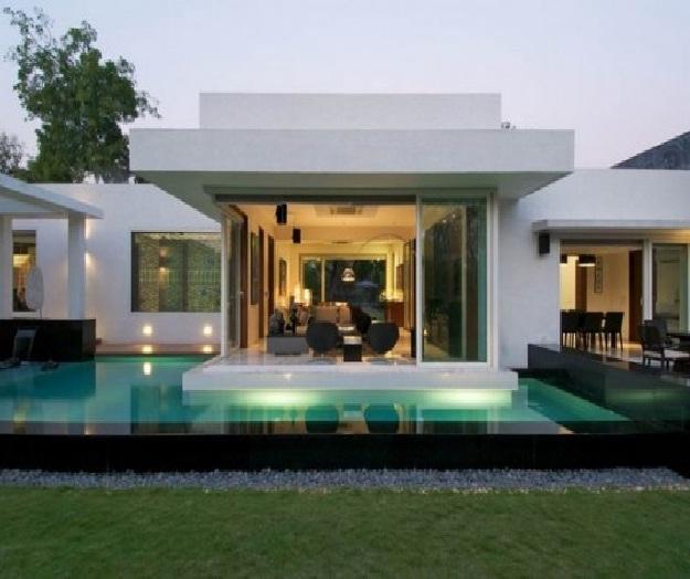 Le eco ville modulari nel settore dei prefabbricati di lusso for Piani di case di lusso