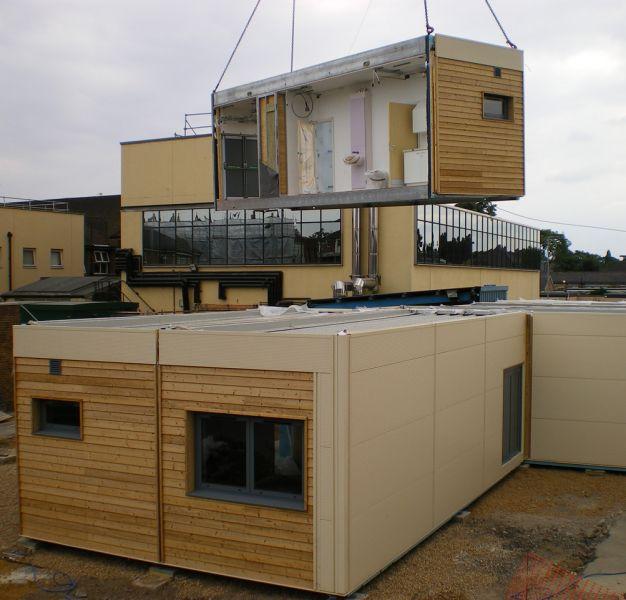 Il mercato italiano del prefabbricato for Prefabricated roofing systems