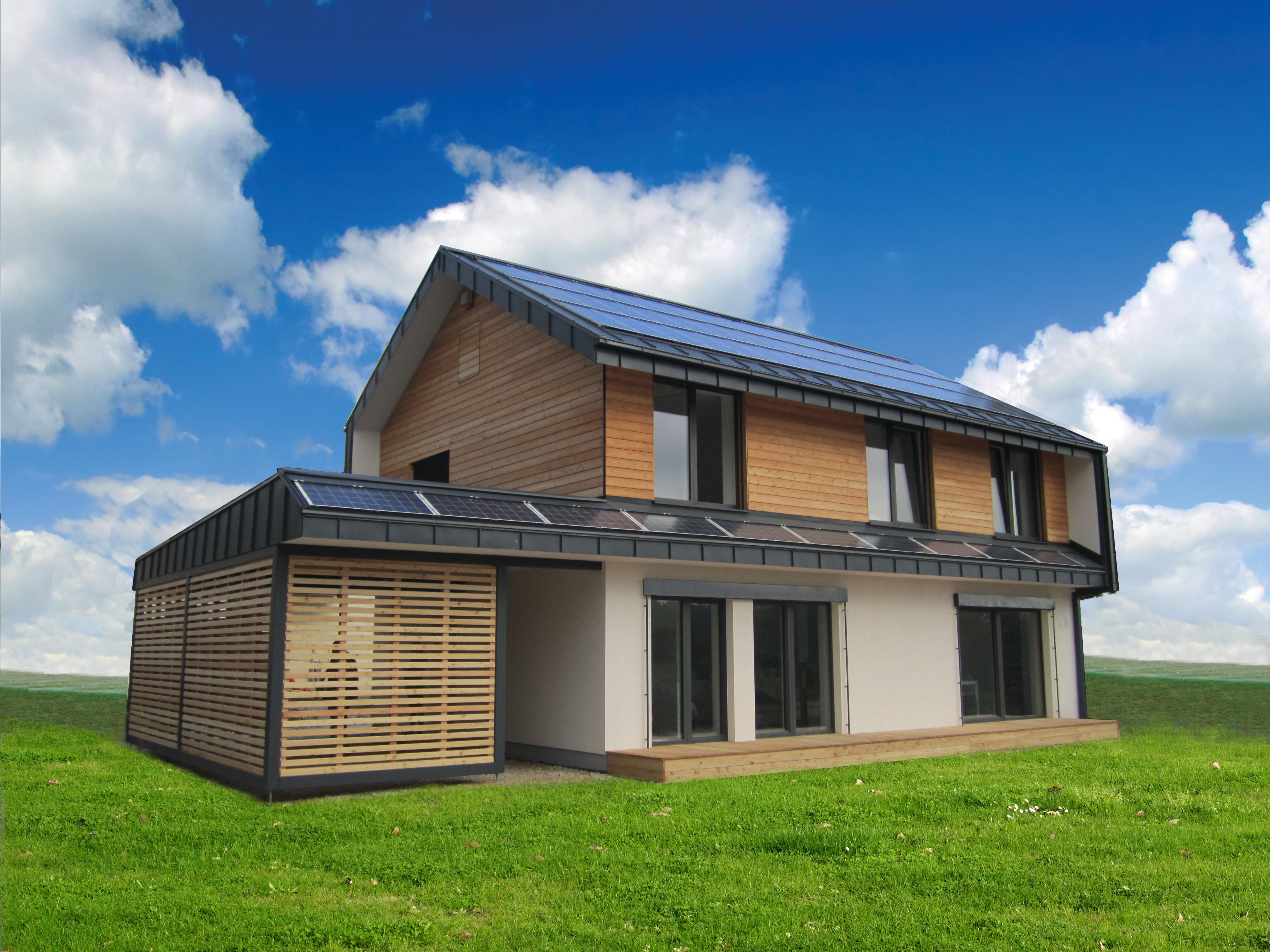 Ampliare la casa con un prefabbricato in legno - Ampliamento casa costi ...