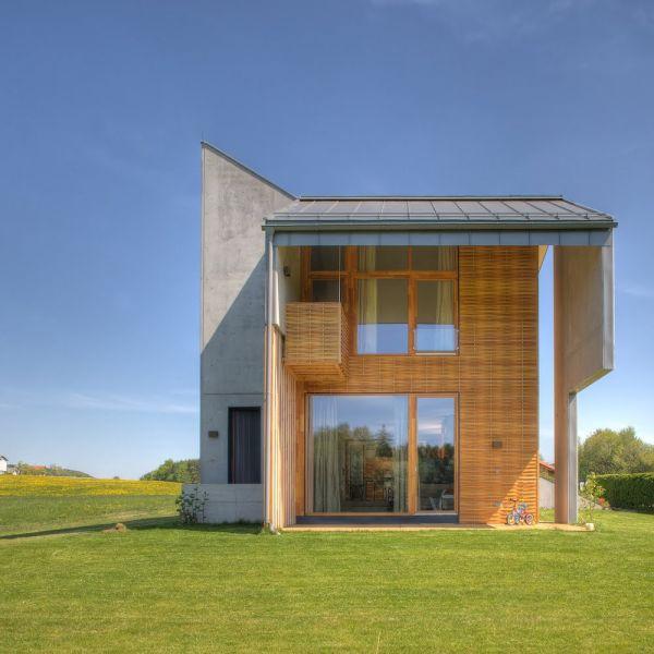 Ampliare la casa con un prefabbricato in legno - Ampliare casa con struttura in legno ...