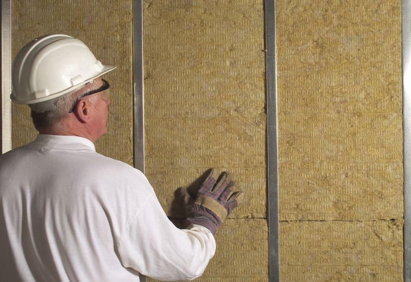 L 39 isolamento a cappotto di una casa prefabbricata in legno - Isolamento termico soffitto interno ...