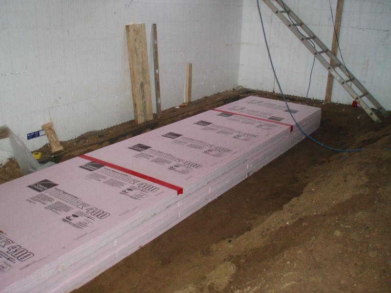La coibentazione in una casa passiva isolamento termico e - Isolamento acustico interno ...