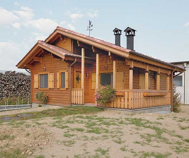 la forma delle case prefabbricate in legno i vincoli e le