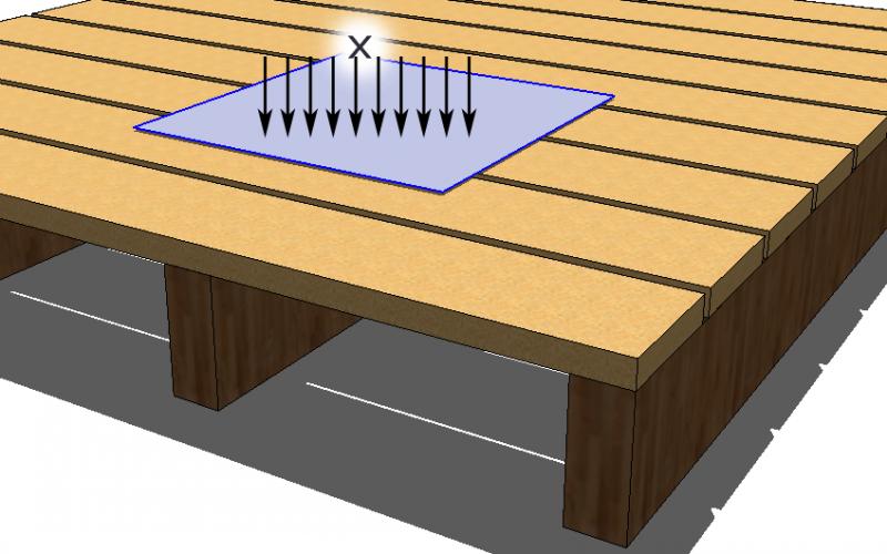 Il calcolo statico di un edificio prefabbricato in legno for Case in legno senza fondamenta