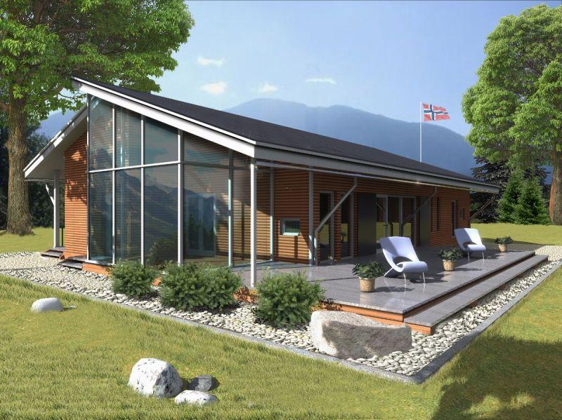 I piani delle case prefabbricate crescono dal monopiano for Piani casa degli ospiti