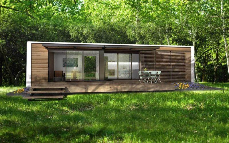 I piani delle case prefabbricate crescono dal monopiano - Casa prefabbricata ikea ...