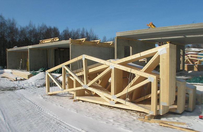 Manutenzione e durata delle case prefabbricate in legno for Durata casa in legno