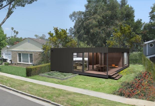 Come scegliere il terreno per una casa prefabbricata for Costruire un garage su un terreno in pendenza