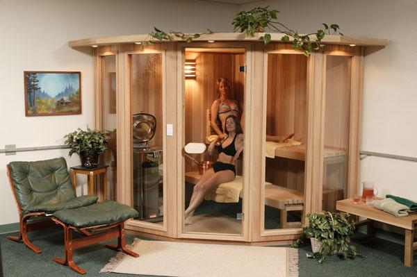 Le saune prefabbricate in legno cosa sono tipologie - Bagni prefabbricati per esterno ...
