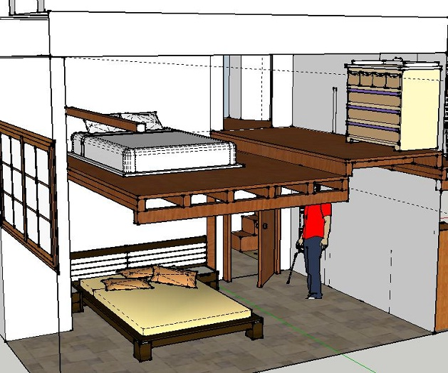 Soppalco in Legno Ikea images