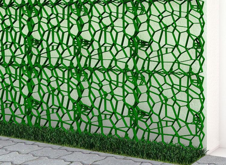 Tutto sulle tecniche del verde veriticale e sul rinverdire gli edifici