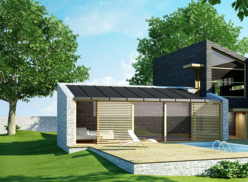 Alternative al legno i pro e i contro delle costruzioni - Casa prefabbricata ikea ...
