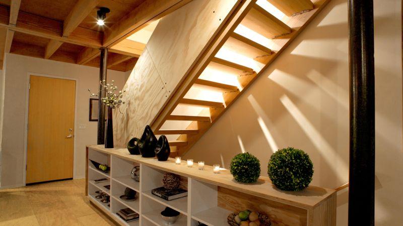 Le qualit del legno bellezza stile e prestazioni - Prezzo casa prefabbricata in legno ...