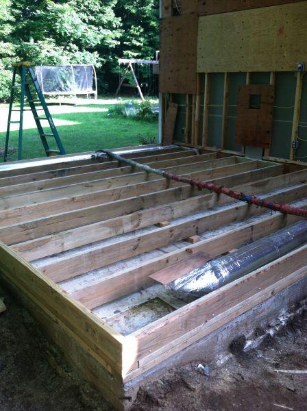 Una barriera all 39 umidit quando necessario isolare la for Programma di costruzione per la costruzione di una casa