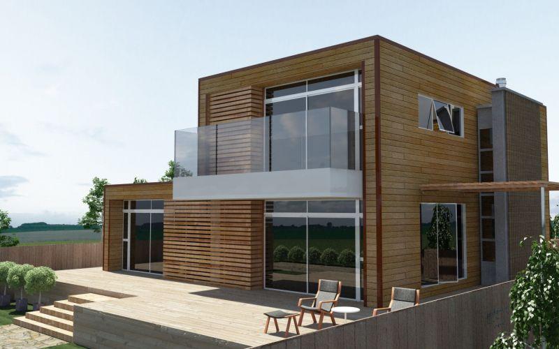 Case in legno eco-nomiche: perché scegliere una casa in legno ...